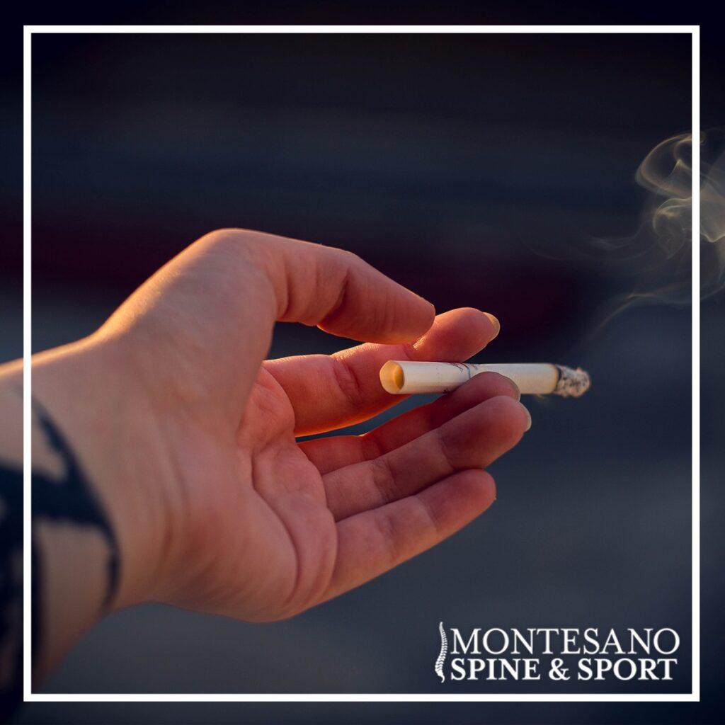 Smoking has a Direct Correlation to Chronic Pain