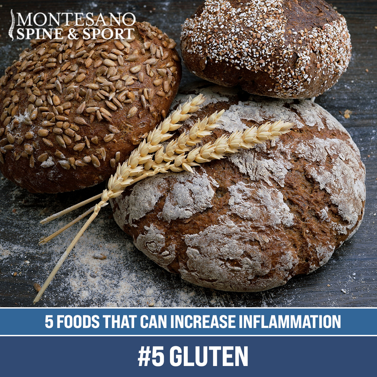 You are currently viewing #5 Gluten