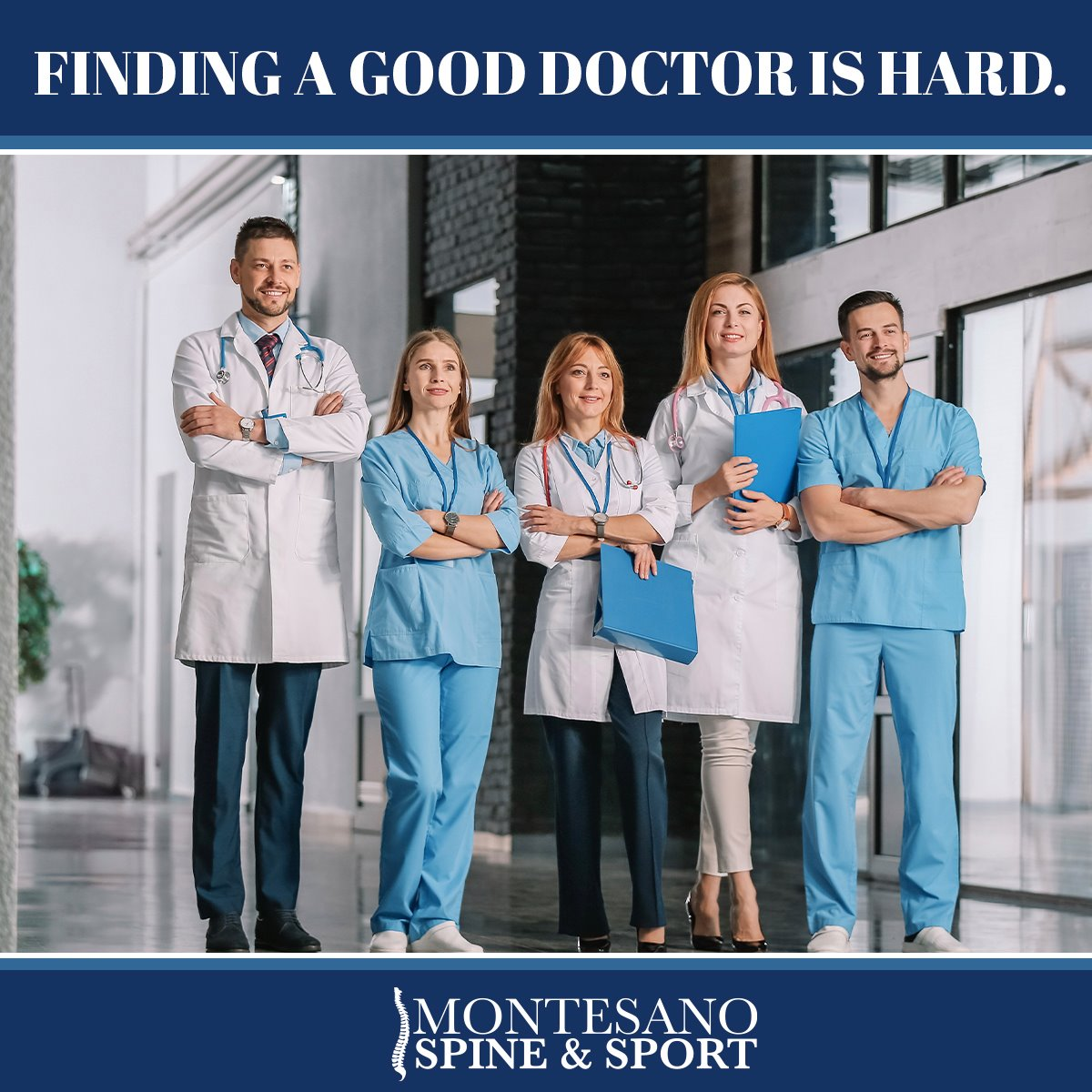 You are currently viewing Finding a good doctor is hard.
